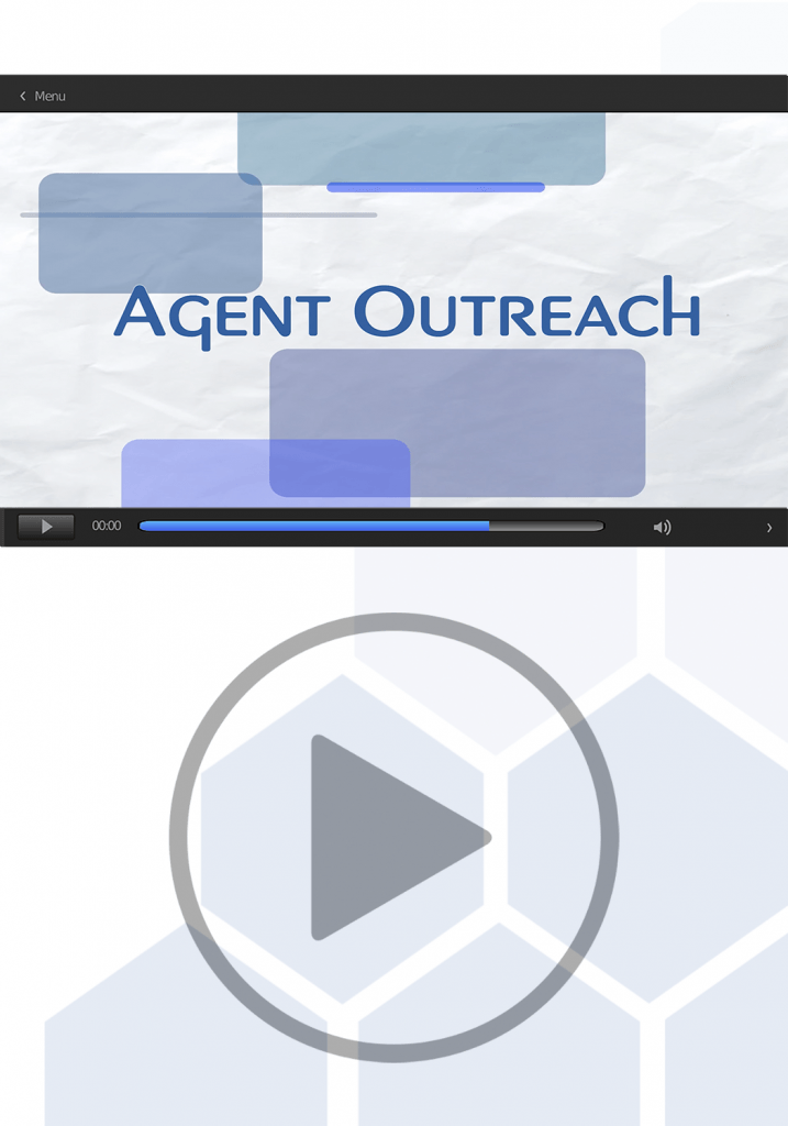 agent outreach sms