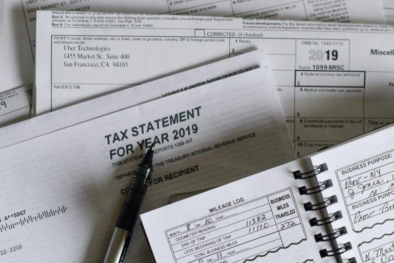 tax statement forms
