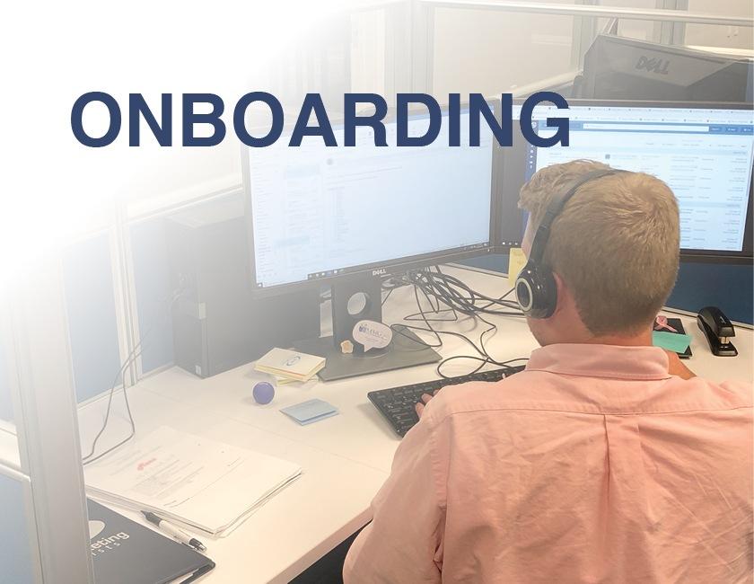 onboarding senior marketing specialists medicare FMO
