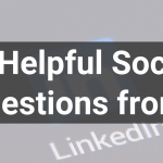 How to Get Helpful Social Media Suggestions from SMS