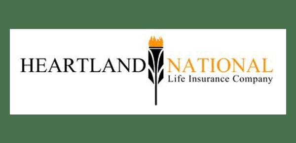 heartland national life insurance logo for senior marketing specialists medicare FMO